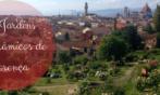Os Jardins Panorâmicos  de Florença