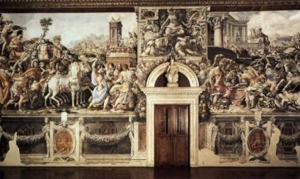Visita guiada ao Museu do Palazzo Vecchio