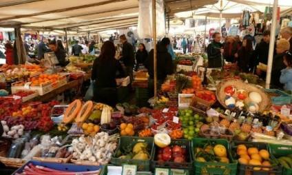 Mercados e Feiras em Florença