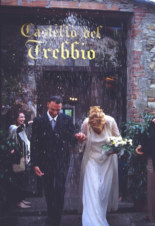 Casamento realizado em Florença