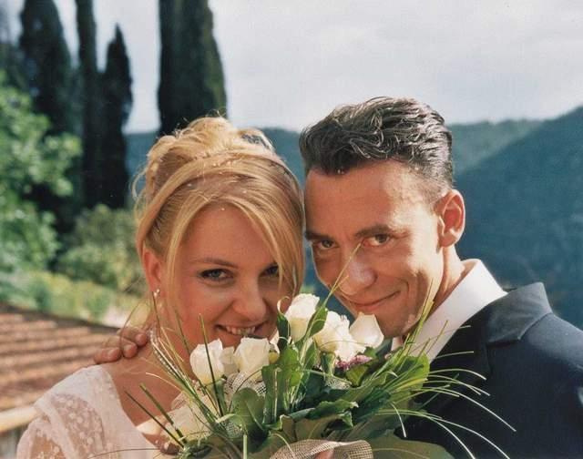 um dos casamentos realizados na Toscana