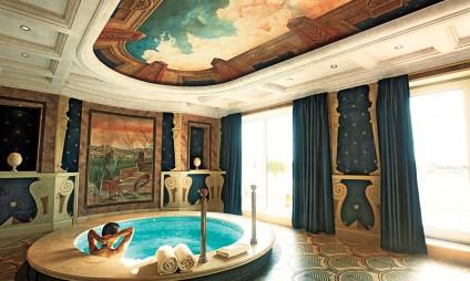 Os 5 hotéis mais caros da Itália