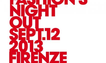 Noite da Moda em Florença, dia 12 de setembro
