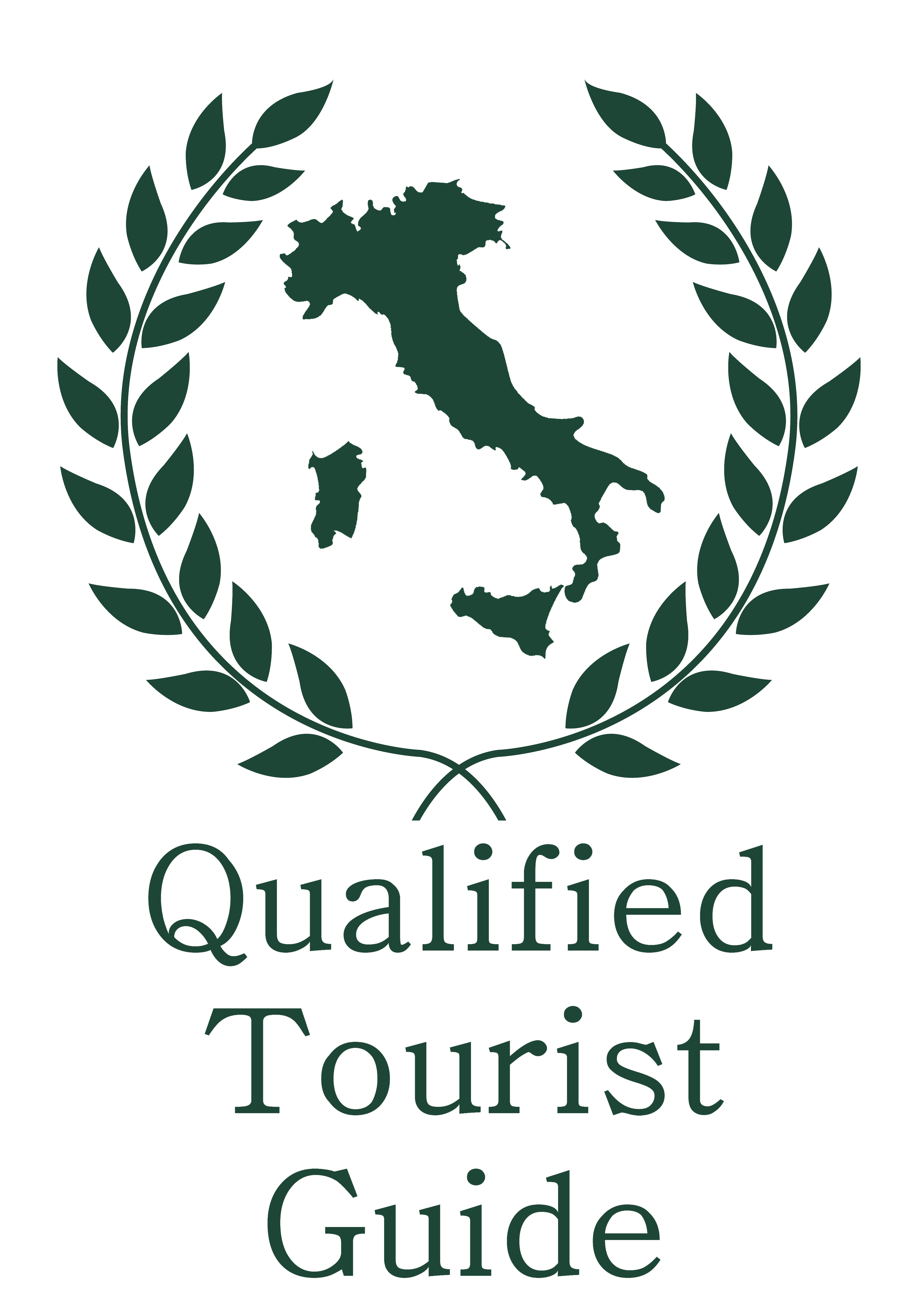 logo qualified tourist guide novembre 2013 714x1024