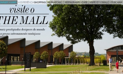 Guia de Compras na Toscana: The Mall Luxury Outlet
