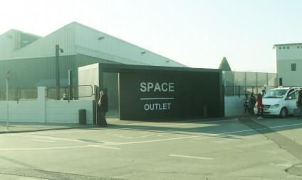 Guia de Compras na Toscana: The Space Prada Outlet