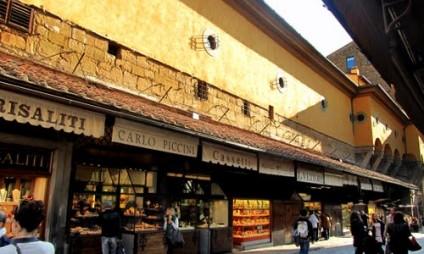 A história das Joalherias de Florença