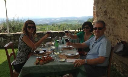 Passeio pelas vinícolas de Brunello di Montalcino e Vino Nobile di Montepulciano