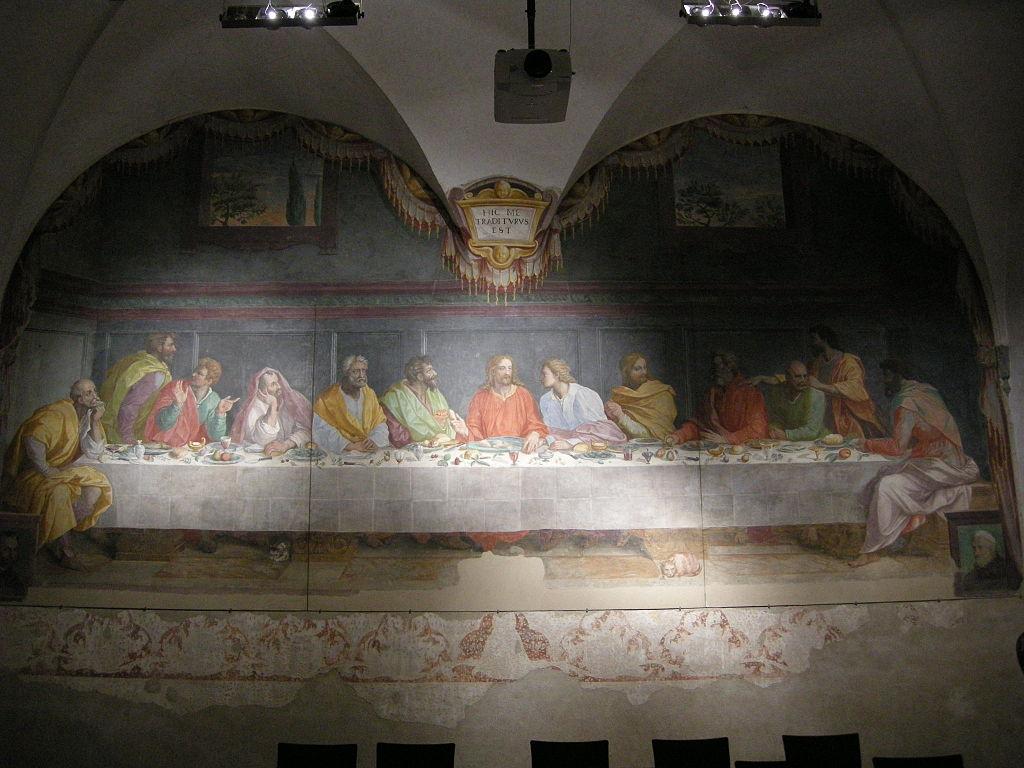 Cenacolo del Carmine