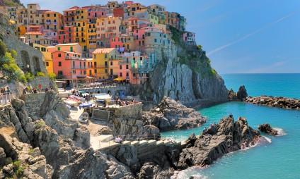 Tour para Cinque Terre desde Florença – EM GRUPO