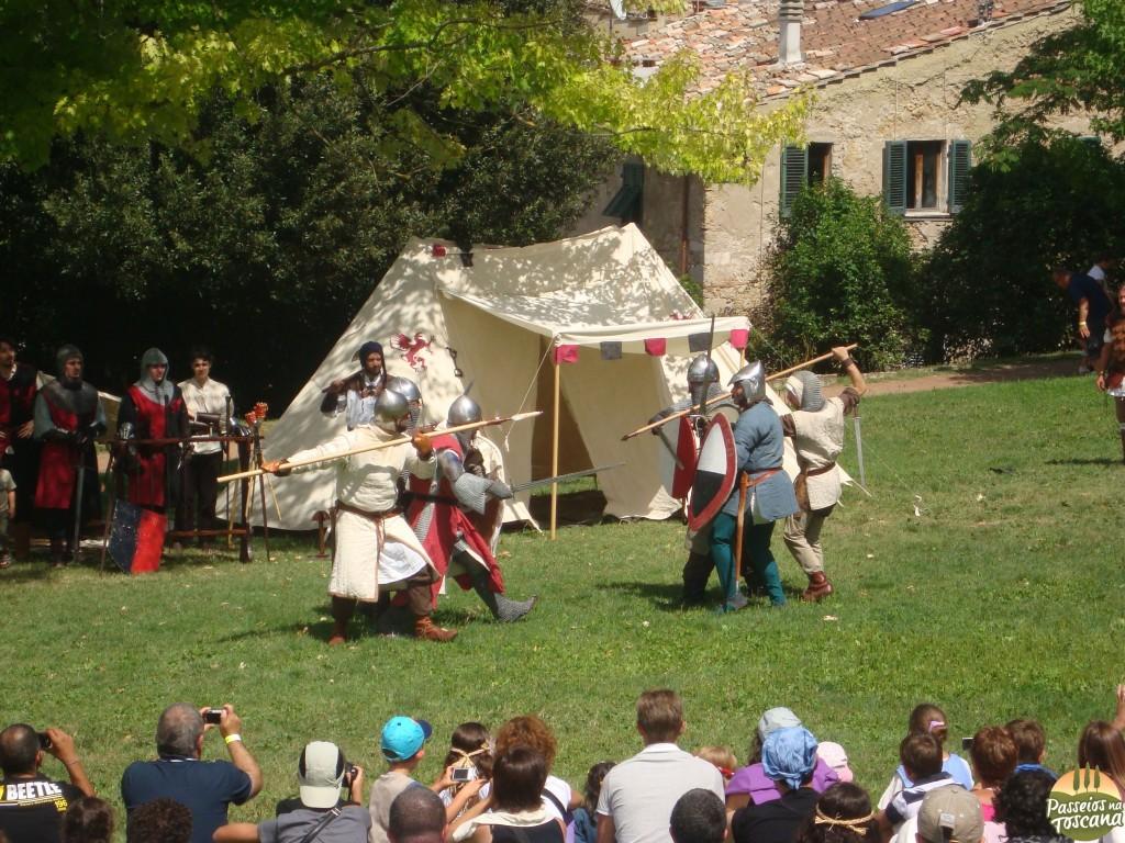 Festa Medieval de Volterra