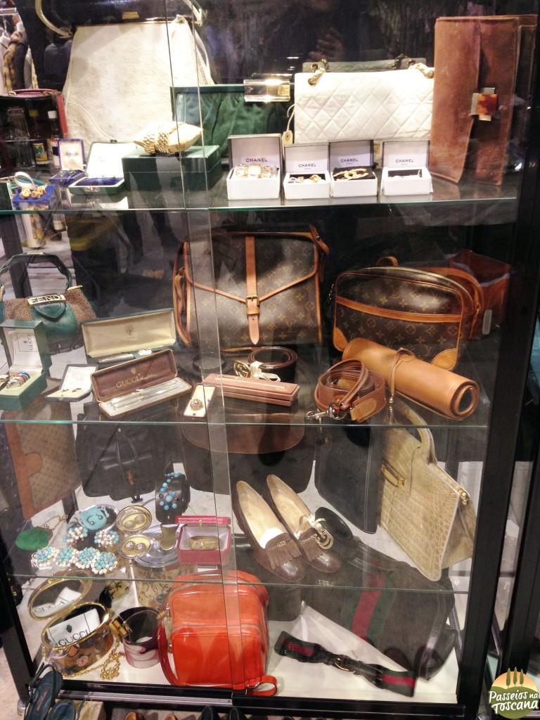 Feira Vintage em Florença