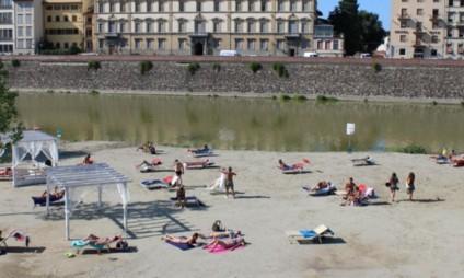 A praia do Florentino é no rio!