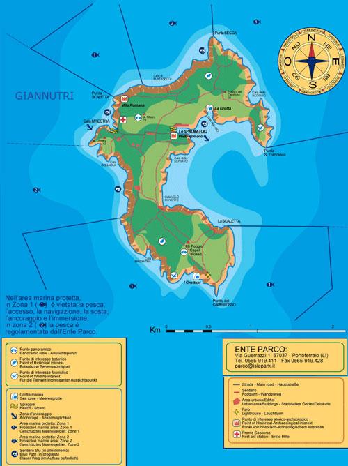 giannutri-map