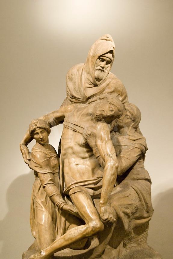 Pietà Bandini - Museu da OPA