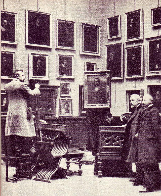 Mona Lisa no Uffizi