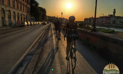 Bike tour em Florença ao amanhecer – diário