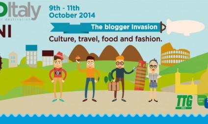Sobre Turismo na Itália: #TDBI2014, #BlogTour, Blog e paixão
