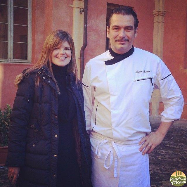 Quando eu tive aula de cozinha com o Chef Italo Bassi