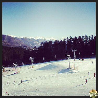 Pista de esqui de Abetone