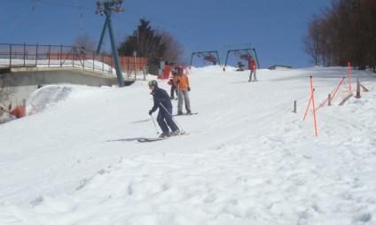 Apresentando: Monte Amiata no inverno