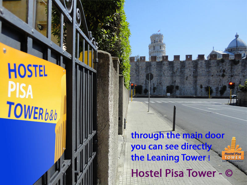 Foto: site do Hostel Pisa Tower