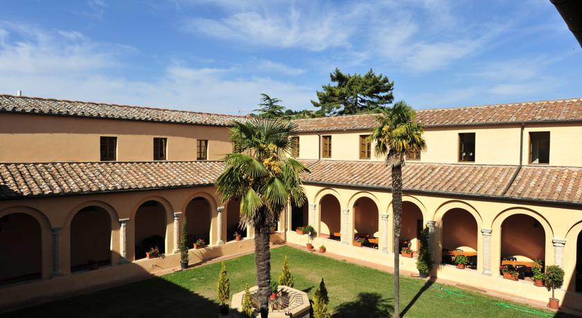 Chiostro delle Monache Volterra - Foto: Booking.com