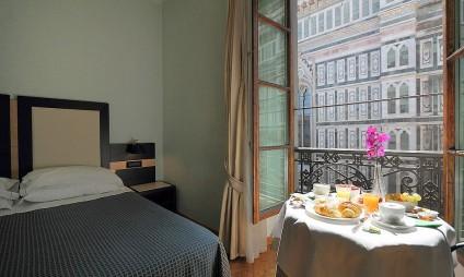 Dica de Hotel em Florença: Hotel Duomo