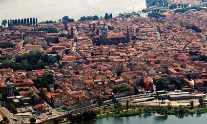 Mântua e seu esplêndido Palazzo Te: dica de como visitar a cidade + Mapa