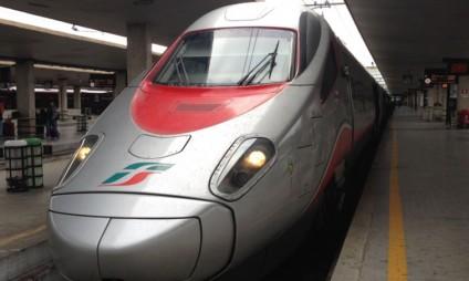 Novidade: Trem de Florença ao aeroporto de Roma direto!