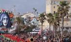 O Calendário de Eventos do Carnaval de Viareggio 2019