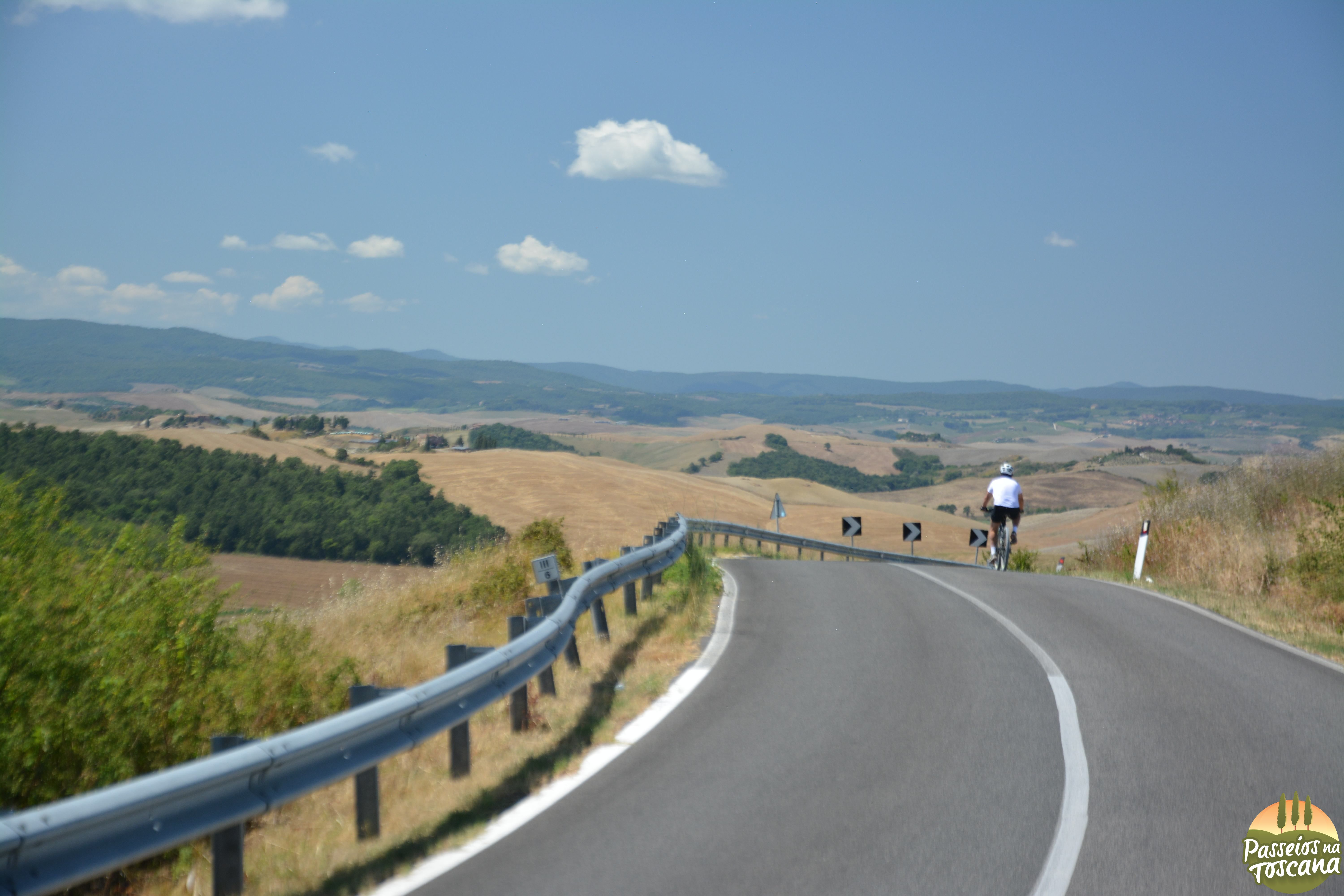 bike val d 'orcia