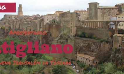 Apresentando Pitigliano – a pequena Jerusalém na Toscana