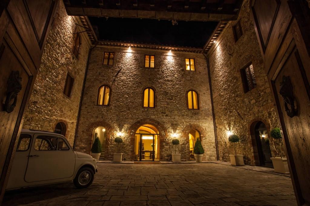 castello leccia