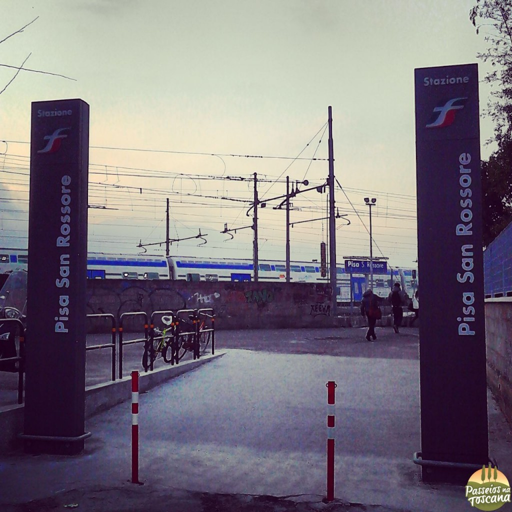 Estação de Pisa-San Rossore