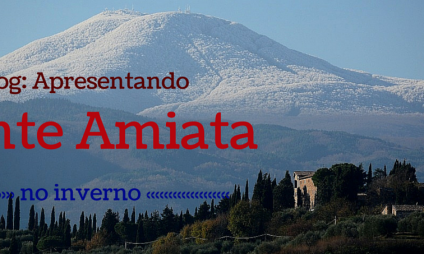 Vlog – Apresentando: Monte Amiata no inverno