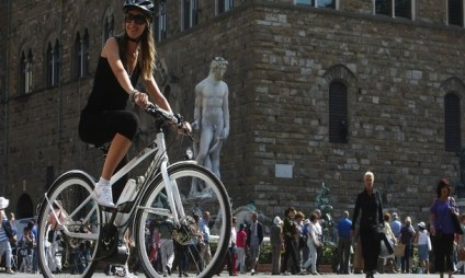 Aluguel de Bicicleta em Florença