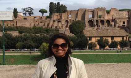 Passeios particulares em Roma com Edna Costa