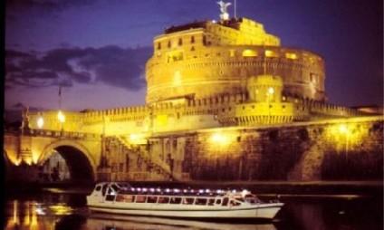 Cruzeiro – Jantar em Roma