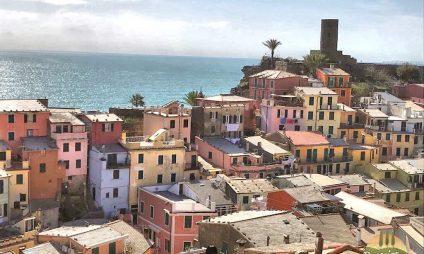 Tour em Cinque Terre com guia brasileiro – PARTICULAR