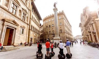 Aluguel de Segway em Florença