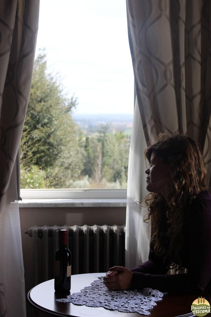 vista da janela do meu quarto