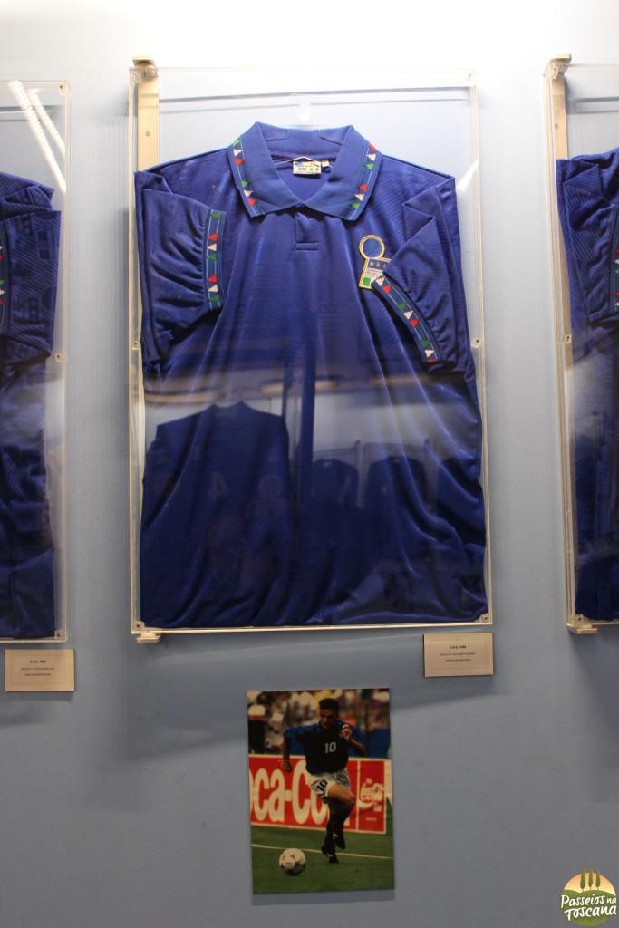 Camisa do jogador Baggio