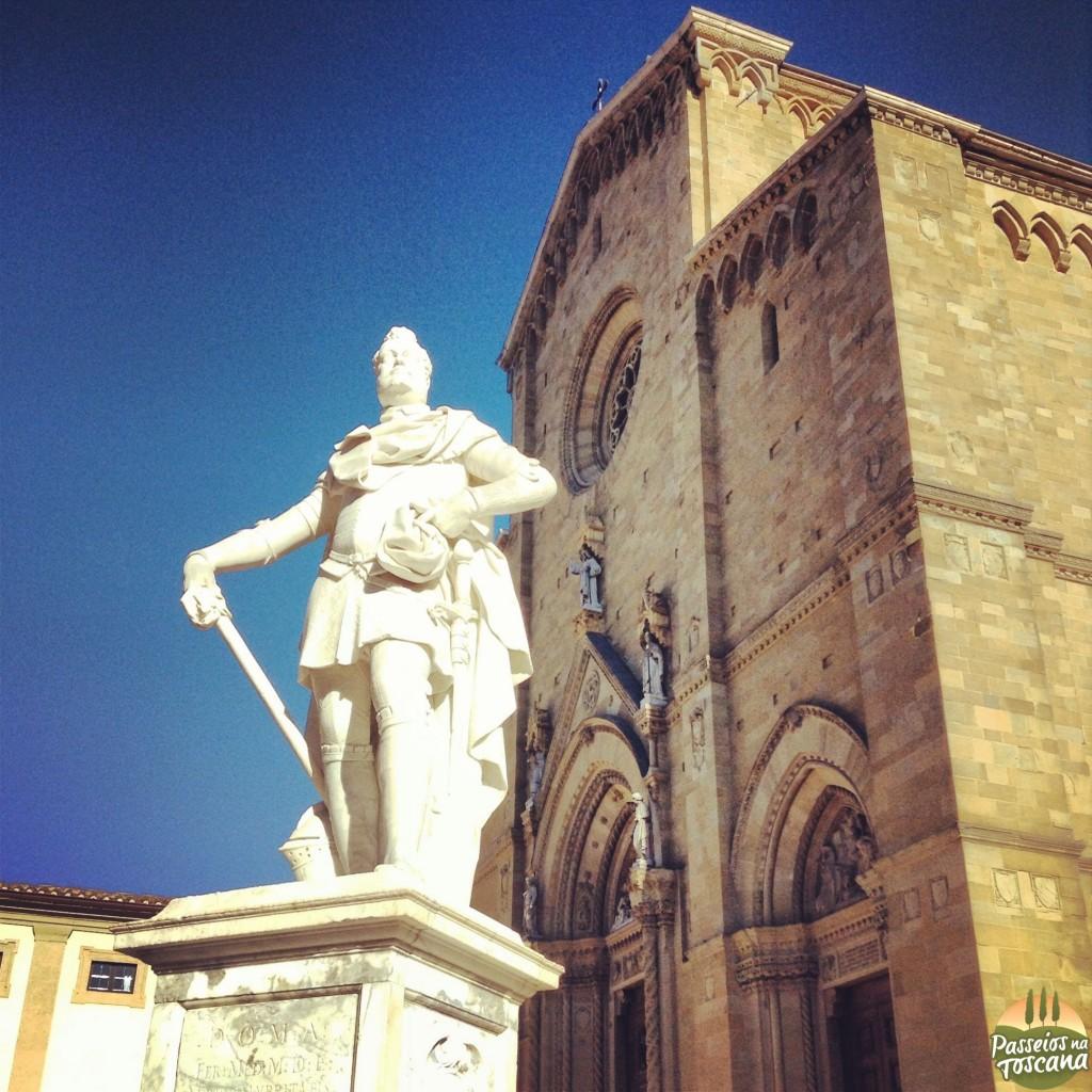 Monumento de Cosimo I de Medici