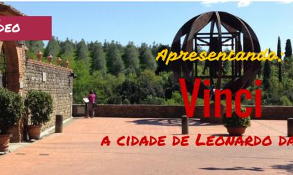 Video: Apresentando Vinci, a cidade de Leonardo da Vinci