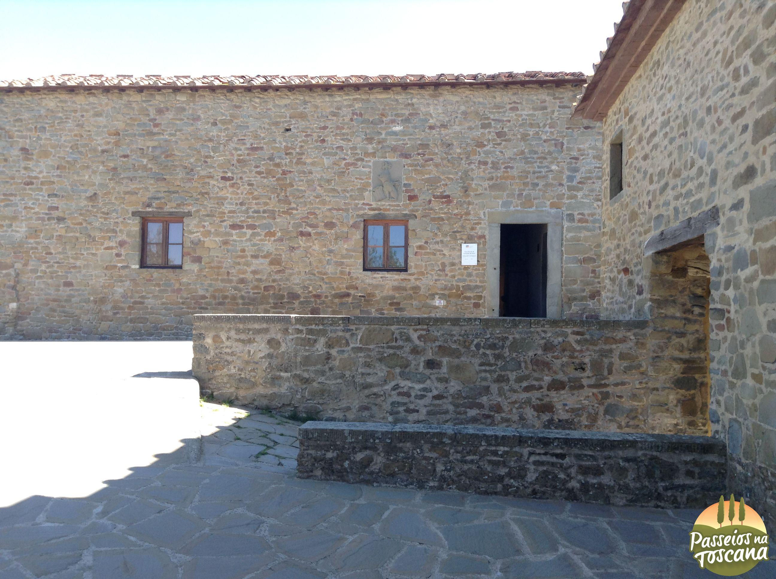 casa natal de Leonardo da Vinci