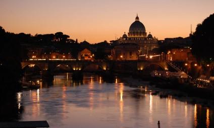 Tours noturnos em Roma