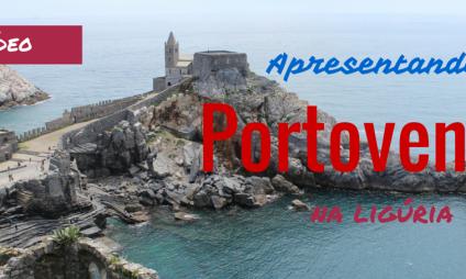 Conhecendo Portovenere, na Ligúria