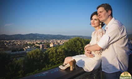 Vídeo e Fotógrafo em Florença