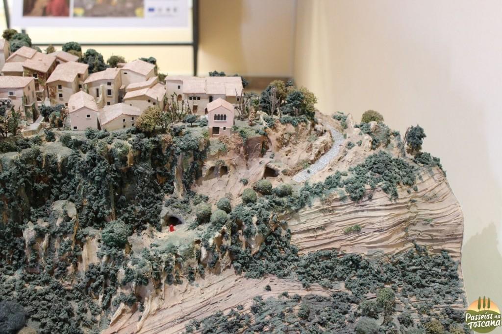 """representação no Museu do """"bucaione"""""""